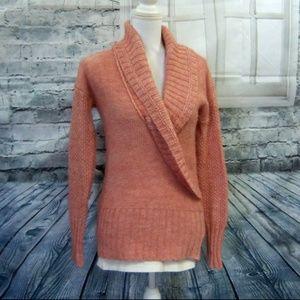 Ann Taylor LOFT Cowl Neck Sweater Size S